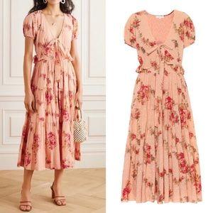 Love Shack Fancy floral maxi dress 4